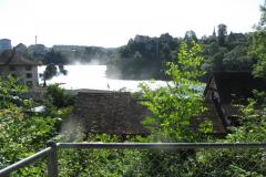 Schaffhausen 2012-3(Rheinfall und Stadtführung)