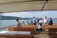 Schaffhausen 2012-6(Brunchfahrt auf dem Rhein)