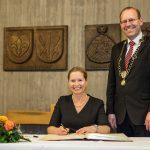 30 Jahre Torgau – Empfang der Stadt Sindelfingen