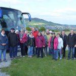 Bürgerfahrt in Sindelfingens Partnerstadt Schaffhausen  vom 16. bis 20. Mai